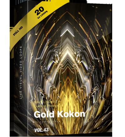 Gold kokon