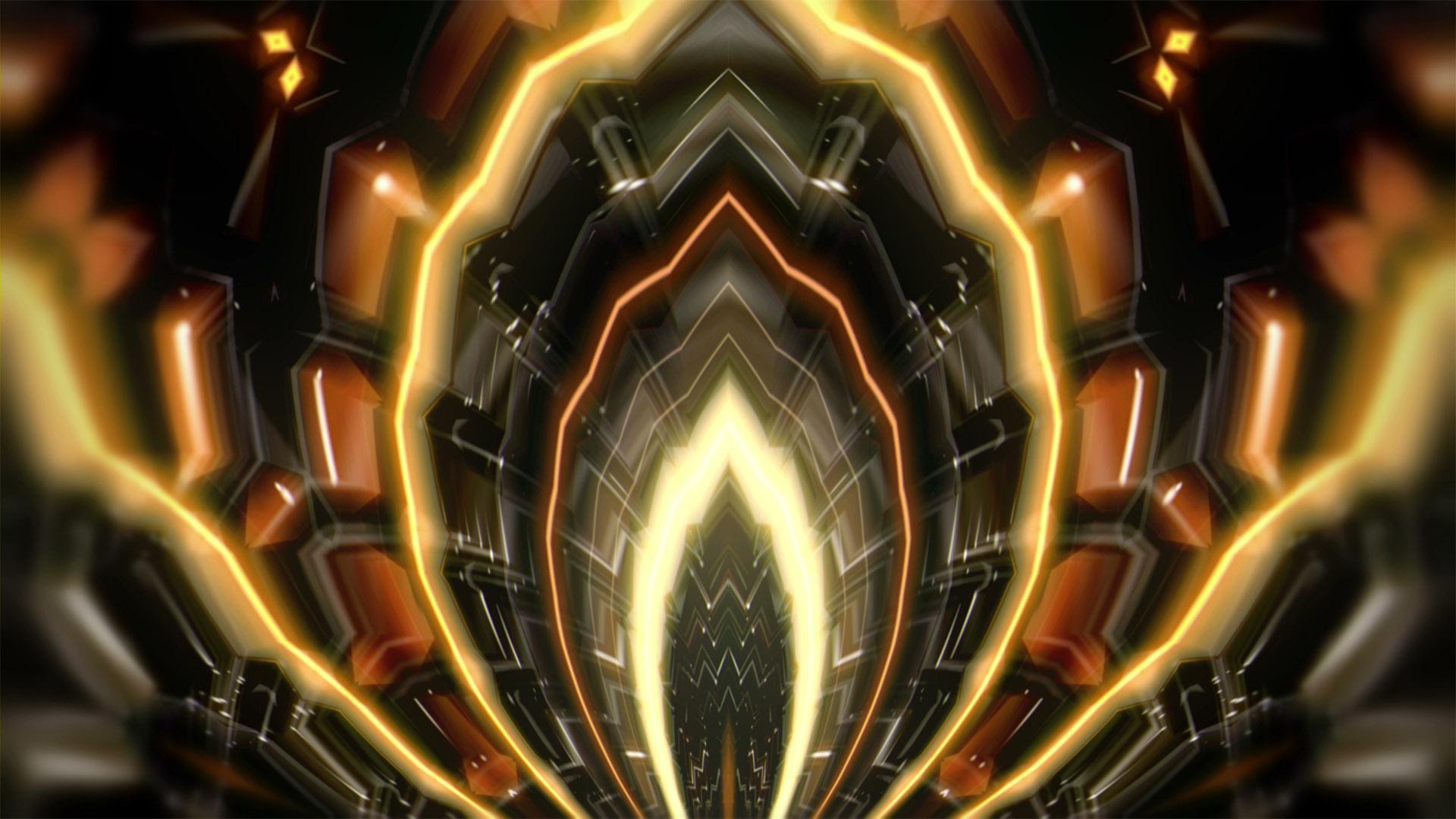 VJ Loops Pack - Gold Kokon: Full HD 60fps  Concert Video Loops: LIME ART  GROUP Shop