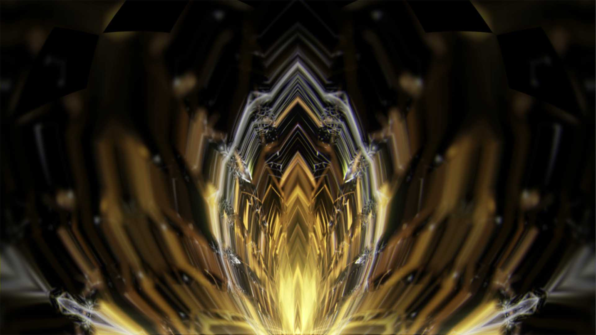 gold abstract wallpaper
