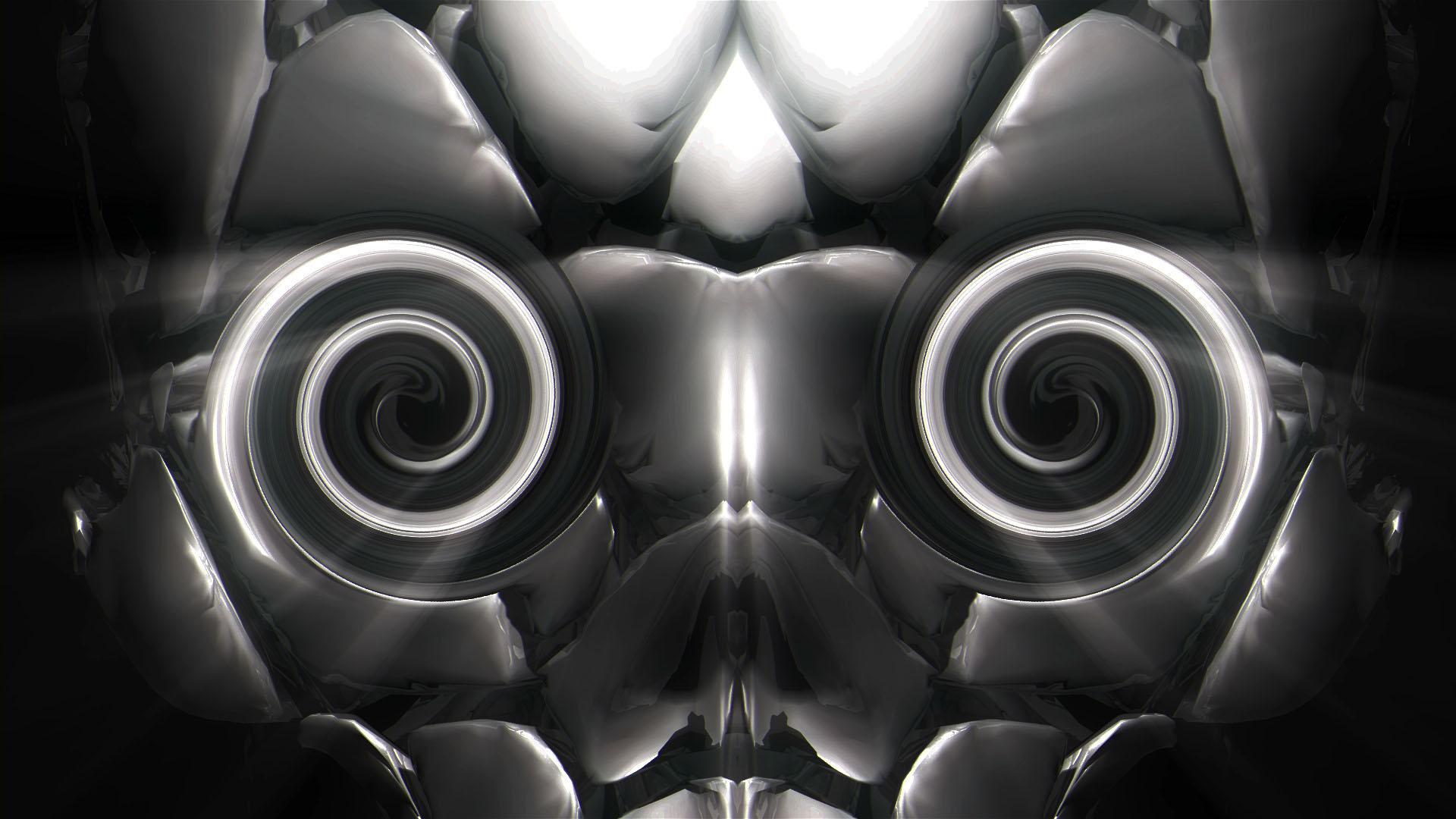 Skull Patterns - Halloween Vj Loops Pack: LIME ART GROUP