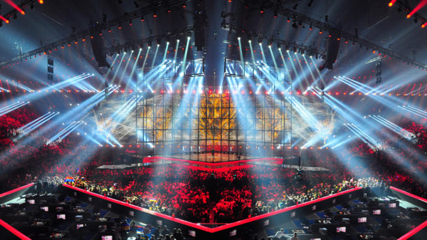 eurovision visuals
