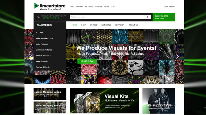 lime art store