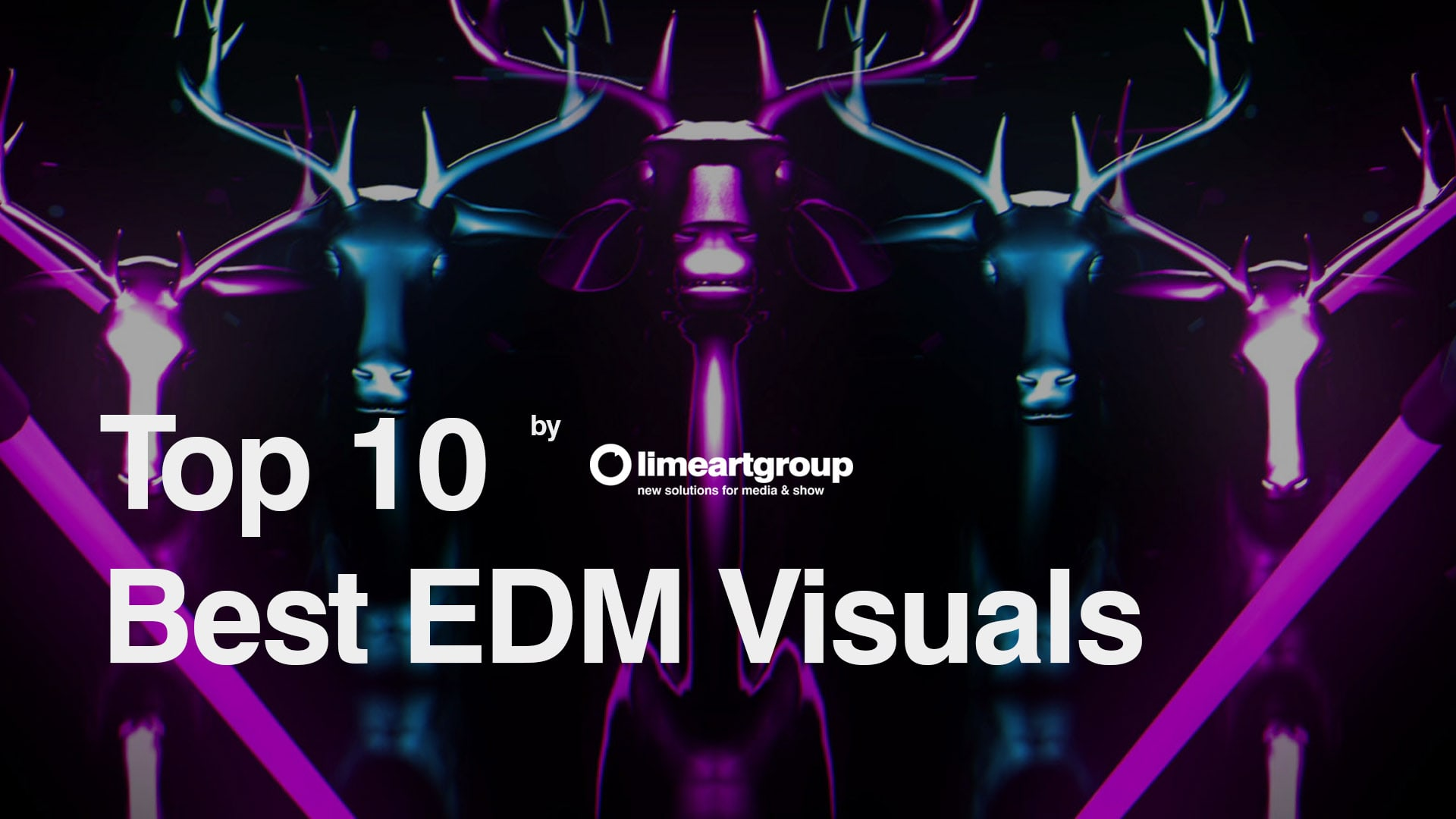 Top 10 edm visuals
