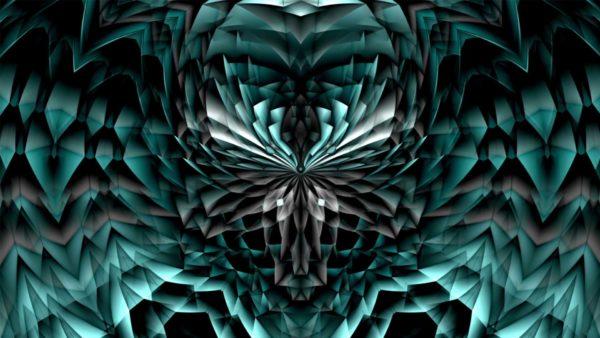 Blue_Strobe_Vdeo_background_Motion_VJ_Loop