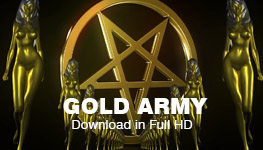 Gold Army vj loops