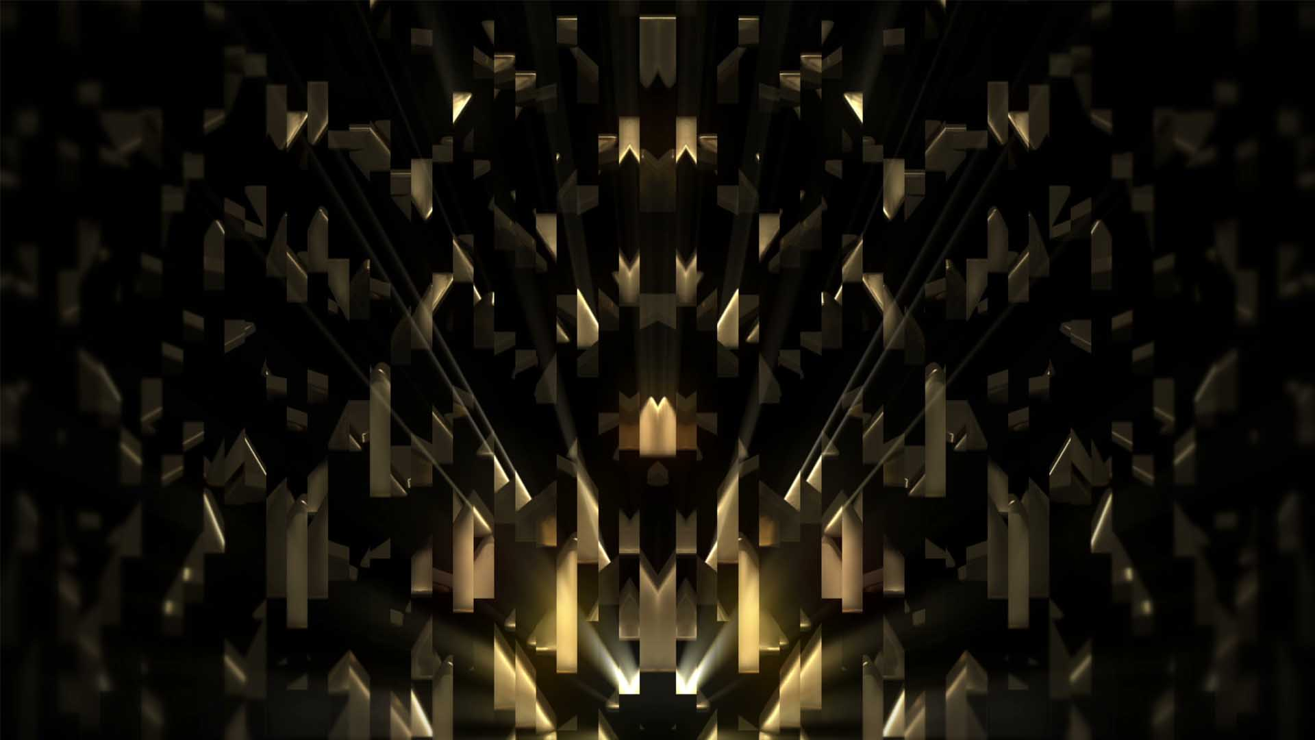 Golden_Video_Footage_Gold_Pattern_Motion_Background_Vj_Loop