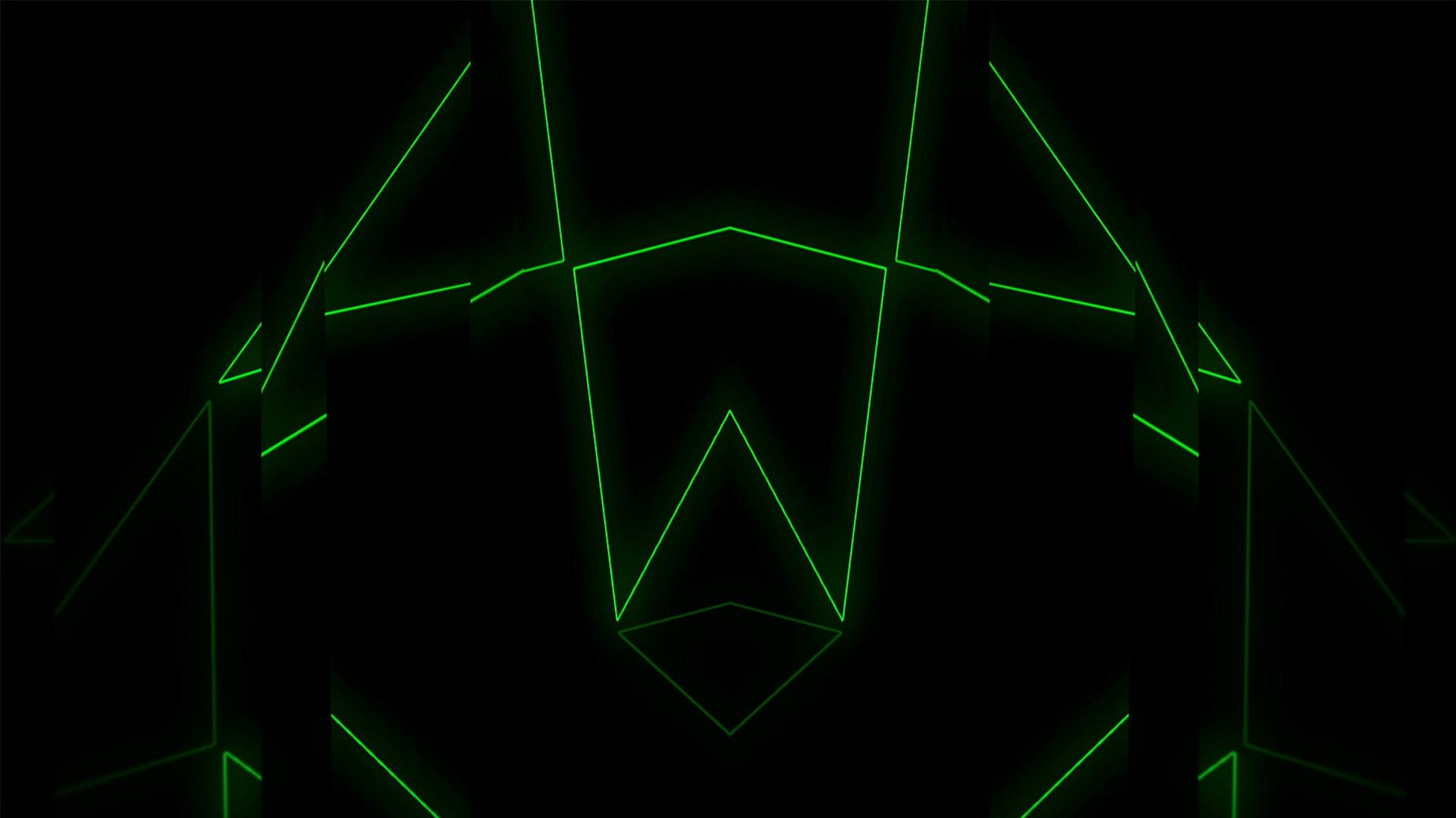 RB Neon Stage - Vj Loops Pack vol 47: LIME ART GROUP