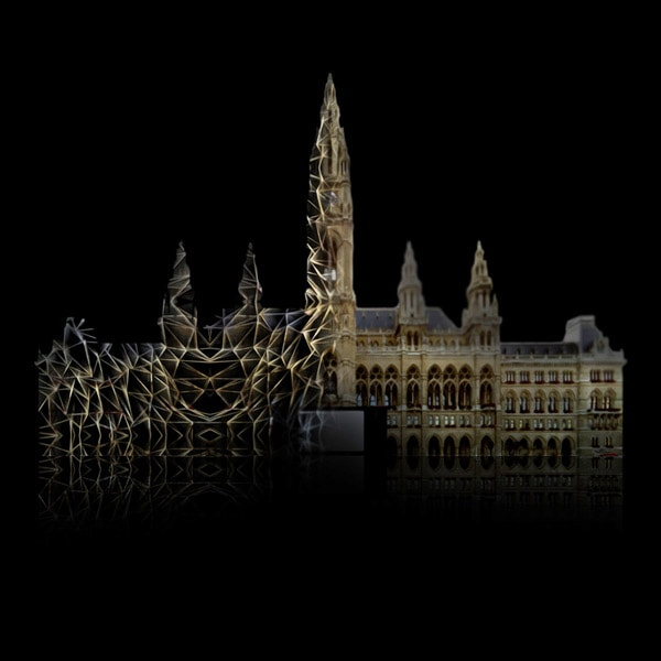 Video Mapping vienna