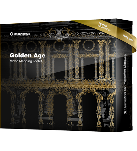 Golden Age Video Mapping