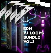 EDM VJ Loops