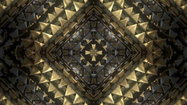 gold texture video