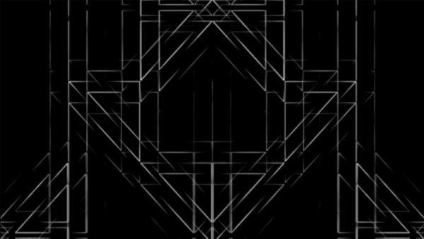 techno video background loop