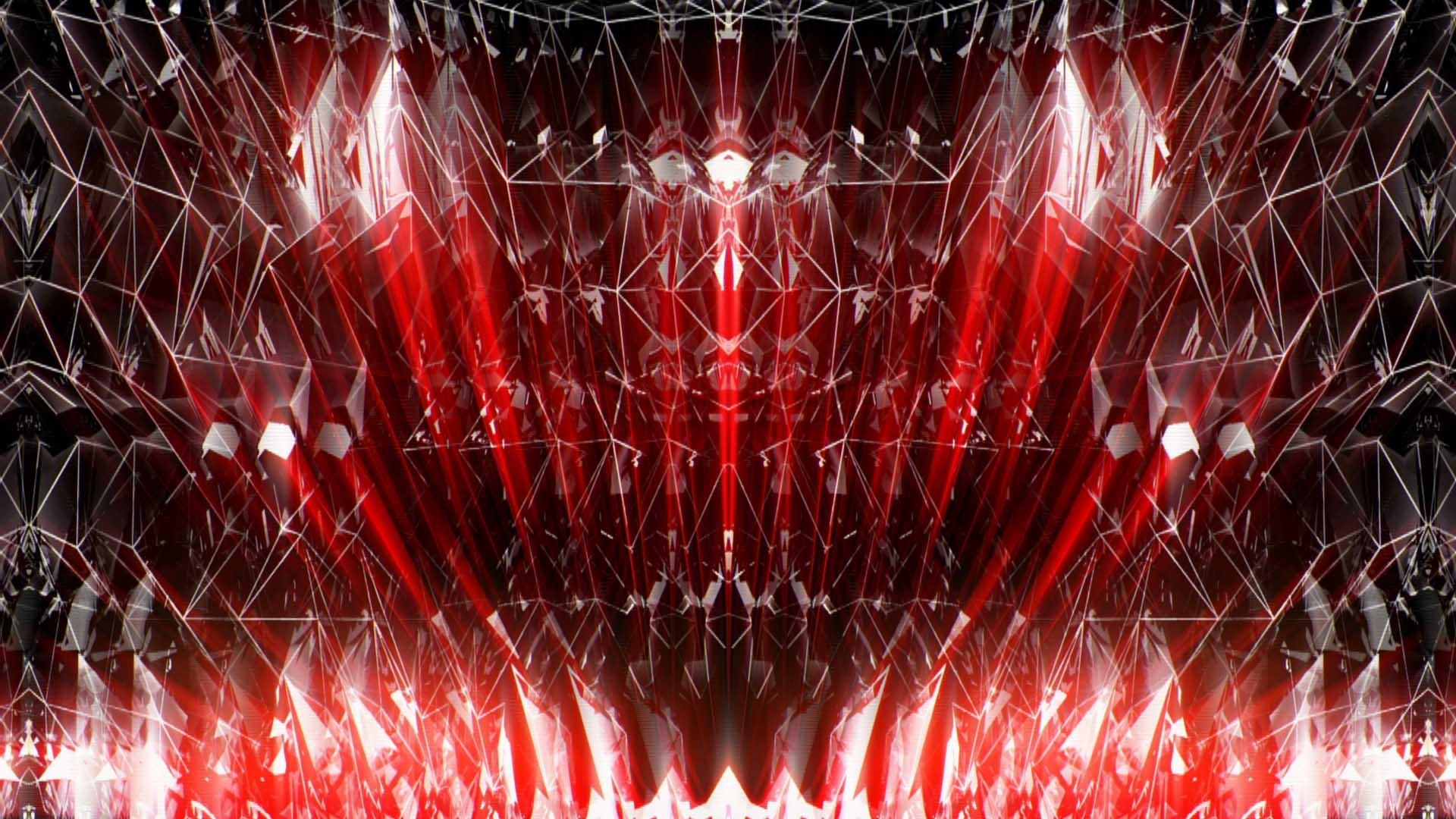 geometric video wallpaper vj loop