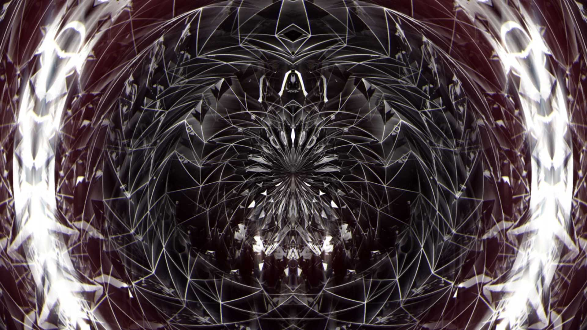 geometric video wallpaper vj loop