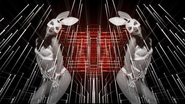 Rabbit_Girl_Woman_Dancing_Go_Go_Dance_Video_Footage_VJ_Loop