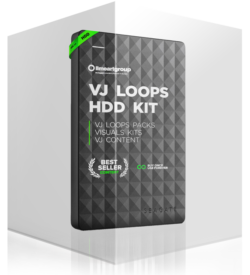 HDD KIT VJ LOOPS