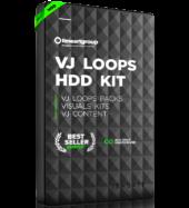 VJ Loops HDD KIT