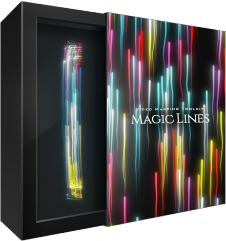 Video-mapping-lines