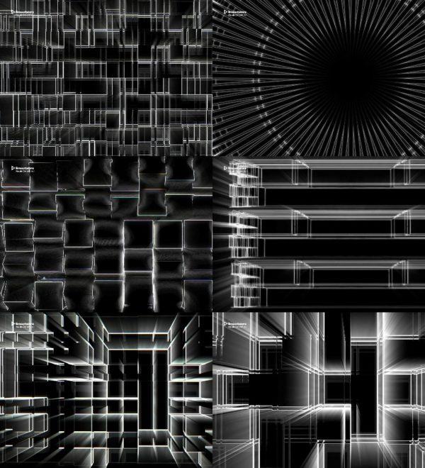 vj loops visuals