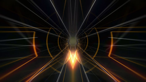 tunnel animation vj loops video