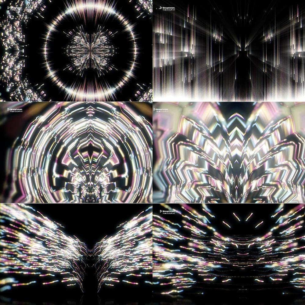 vj loops visuals video