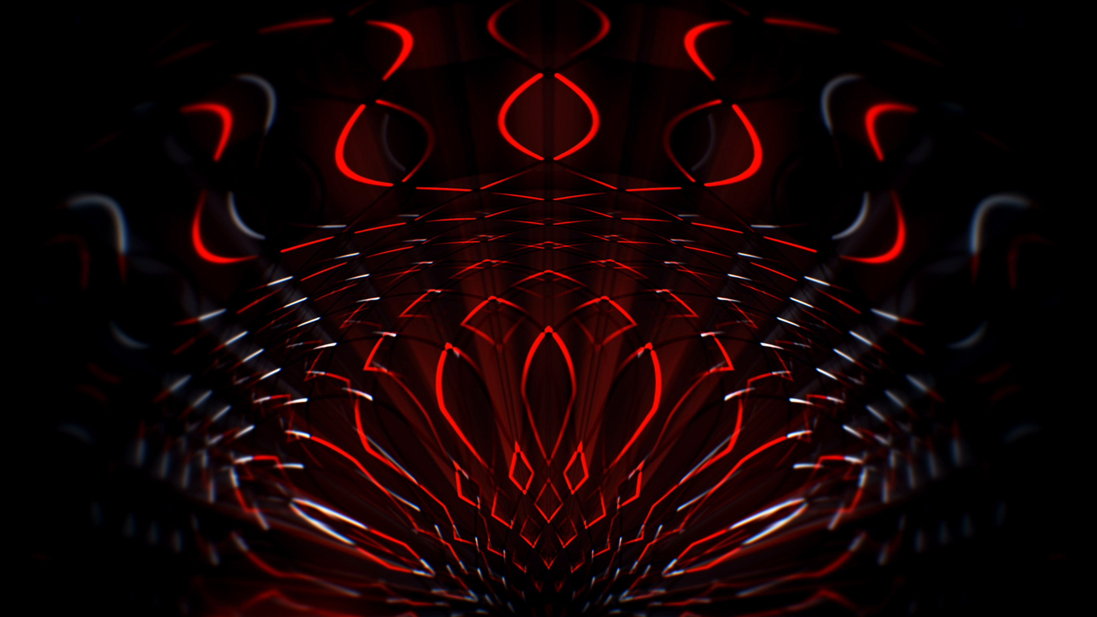 vj loop chakra animation strobe edm visuals