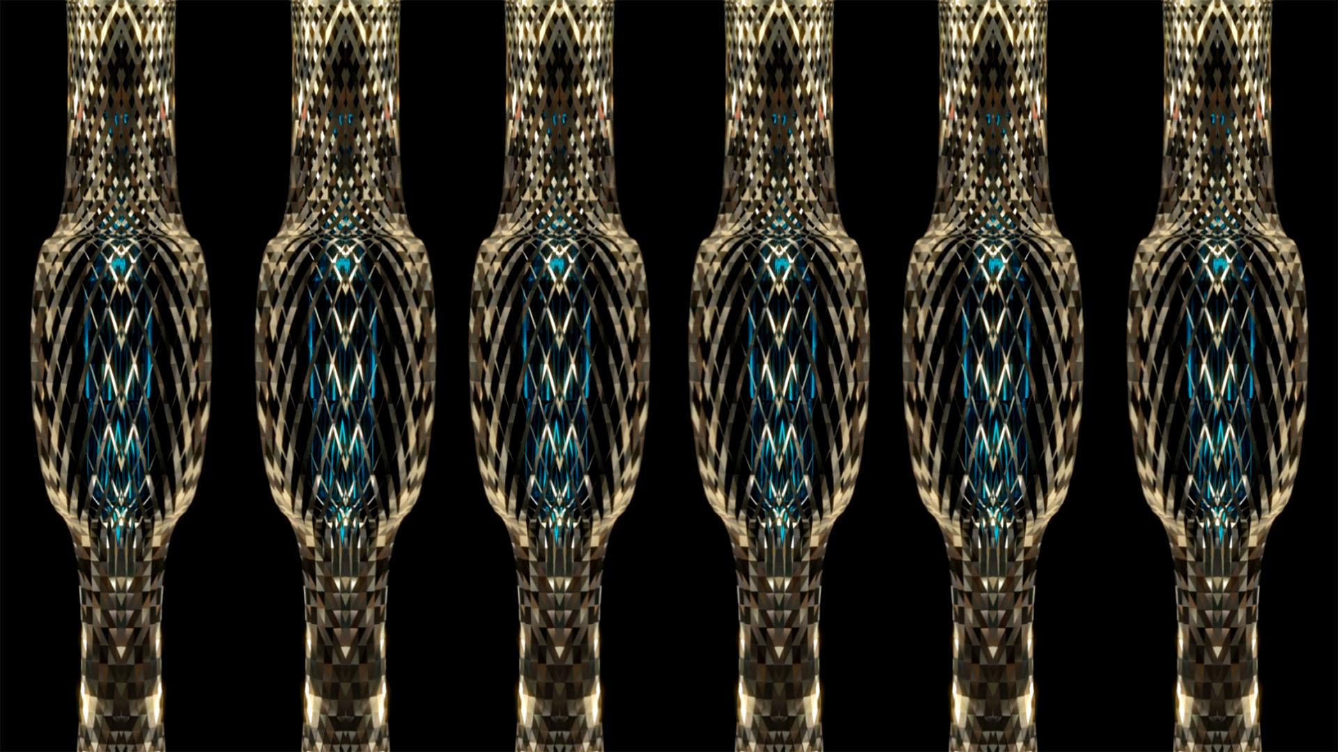 vj loops column visuals video