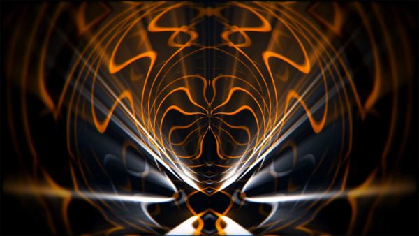 abstract video loops