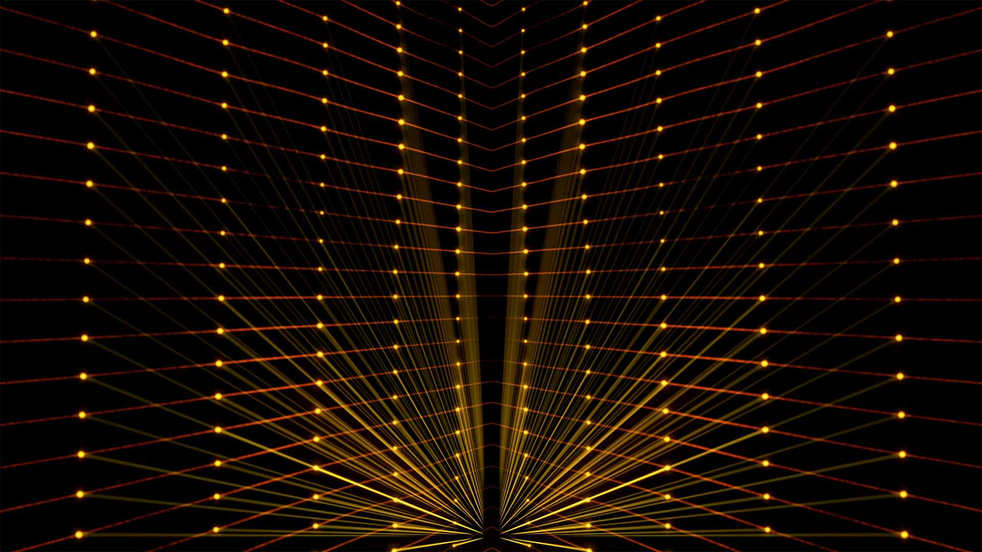 Sun portal space video footage art vj loop