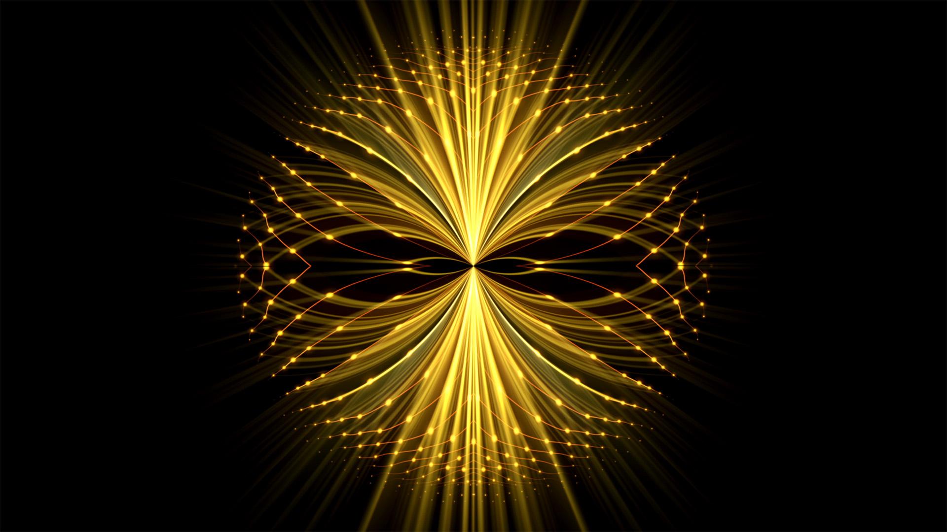 vj loops video sun event rays light