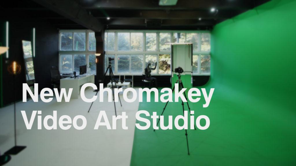 chromakey studio