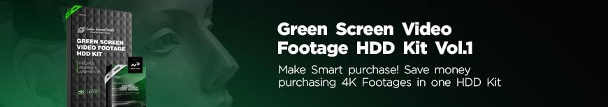 Green Screen Banner Categoty Header