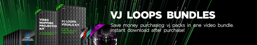VJ Loops Bundles Banner Category Header