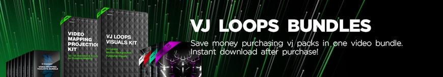 VJ Loops Bundles Banner Category Header