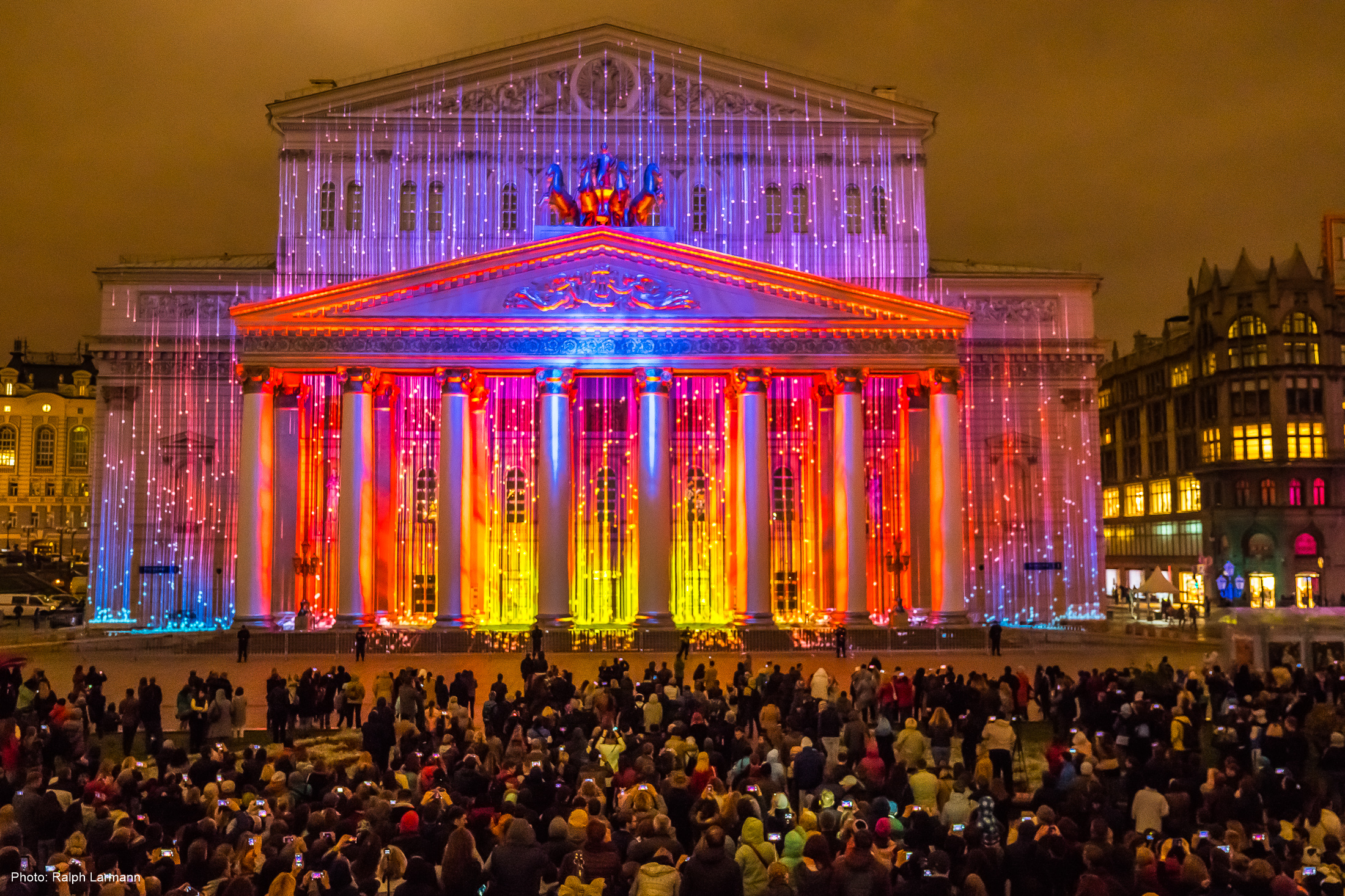video mapping festival
