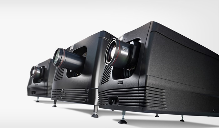 video mapping projector
