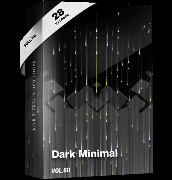 Dark-Minimal VJ Loops