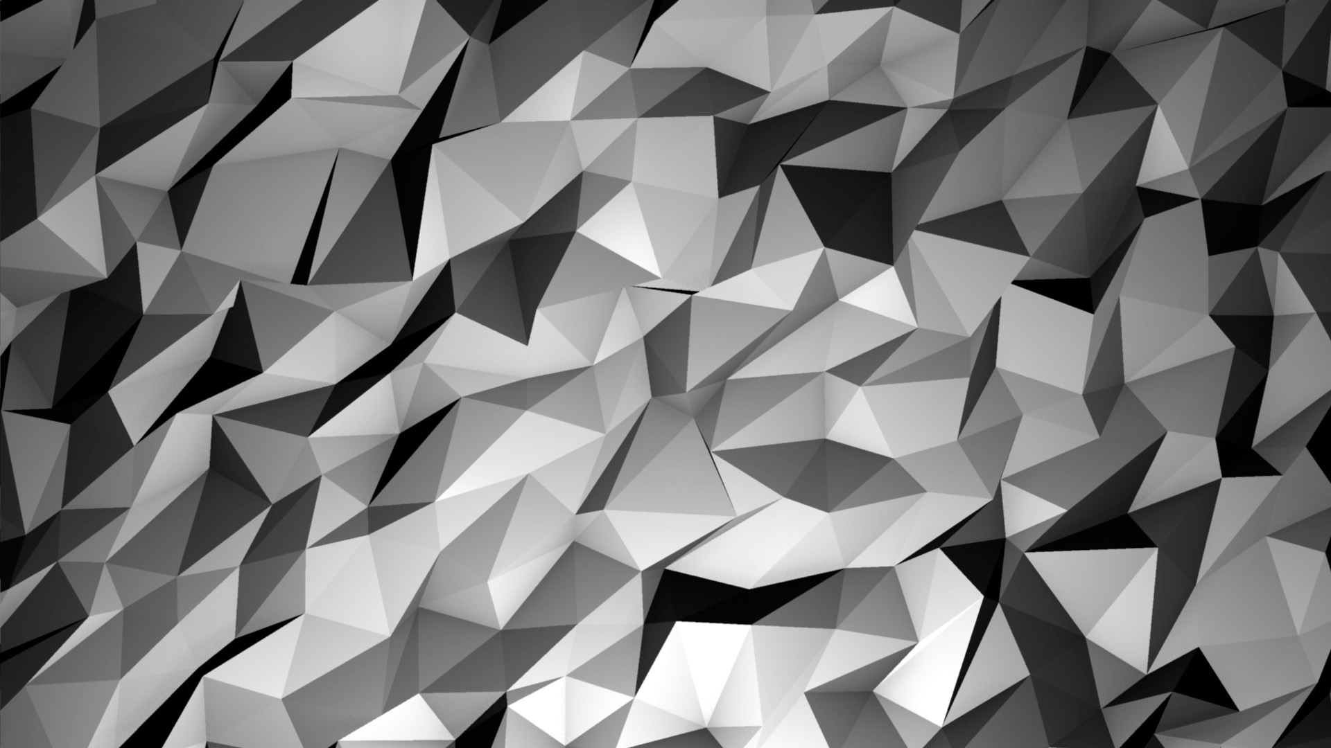 Video Mapping Loops Pack Vol 12 - Polygonal Effects - LIME ART GROUP