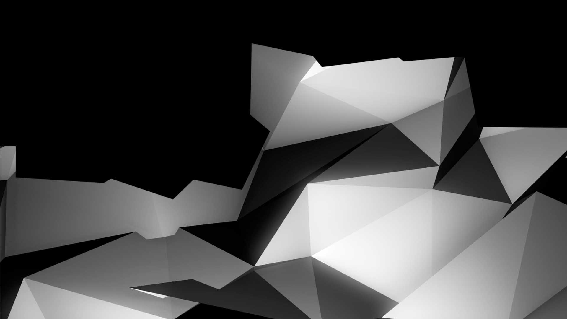 Polygonal_Effect_Visuals_Video_Mapping_Loop