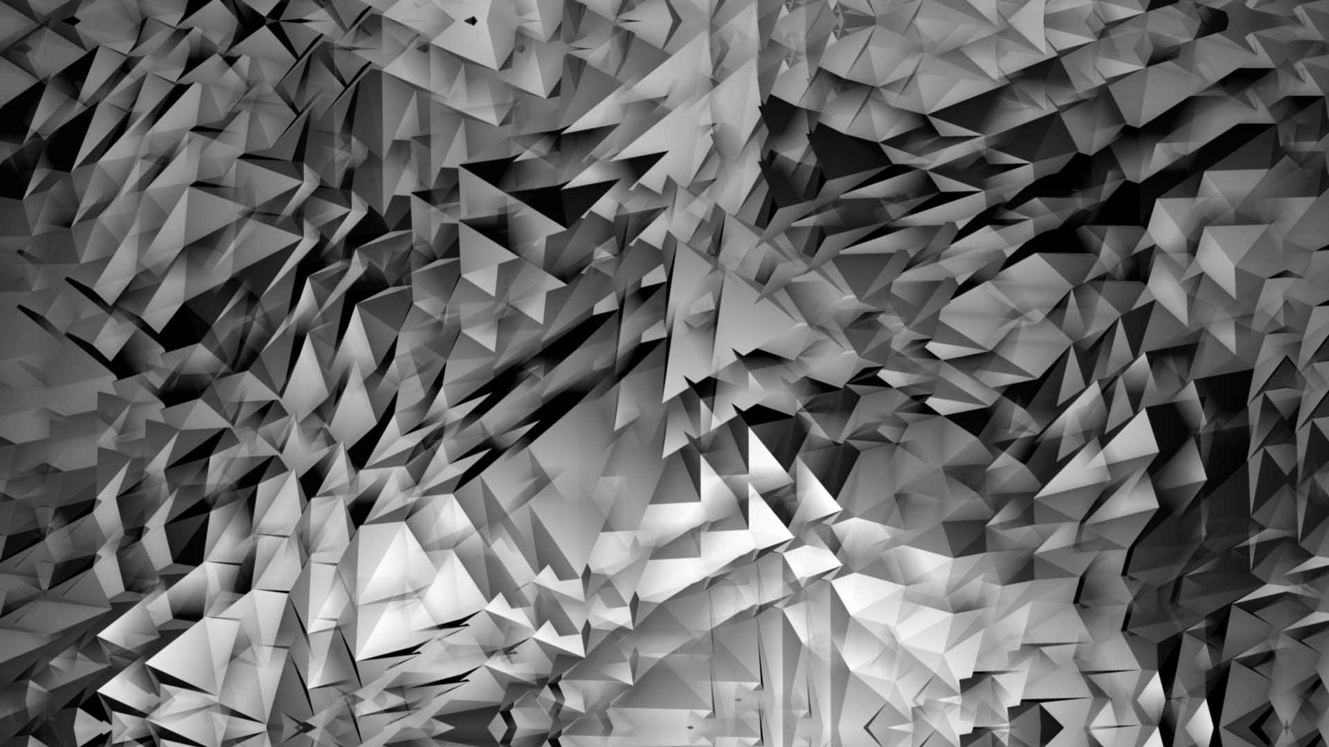 polygonal background video vj loop