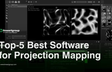 Top 5 Best software for Projection Video Mapping