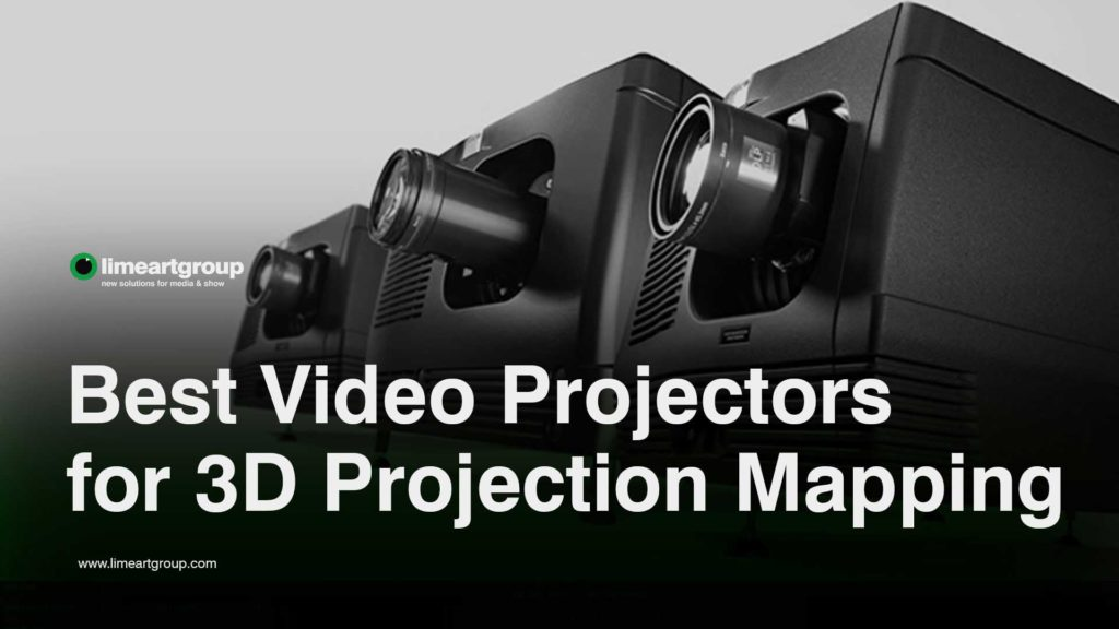 Video Mapping Projectors