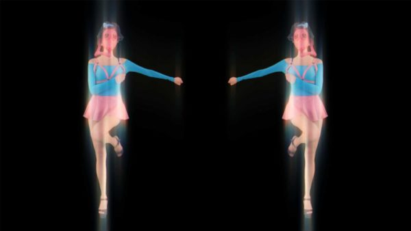 Rave_Go_Go_Girls_marching_Video_Art_Video_Footage_Vj_Loop_Layer_321