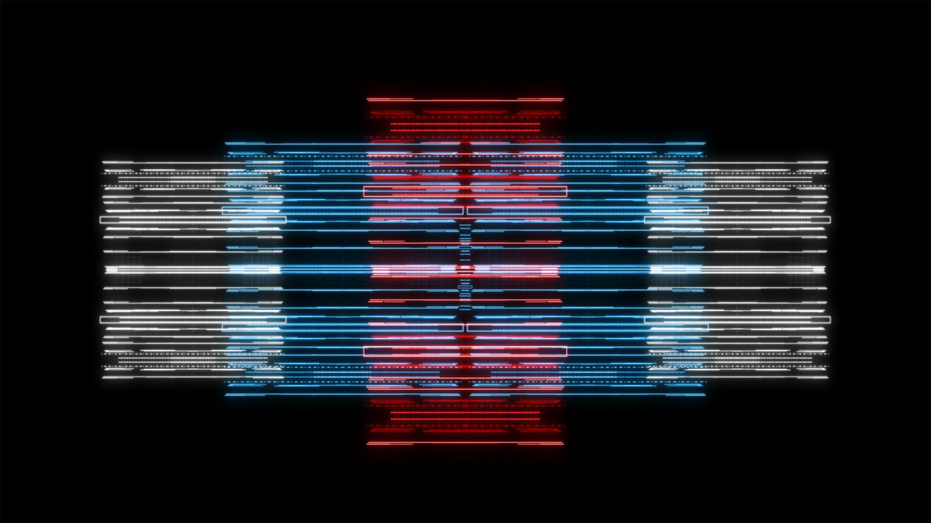 Artificial Intelligence VJ Loops