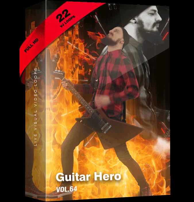 Guitar-Hero Vj Loops