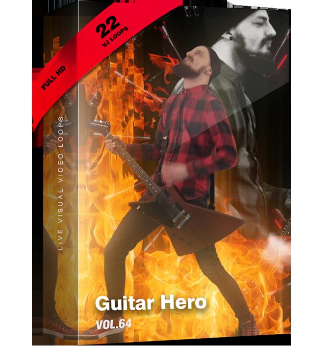 Guitar Hero Vj loops