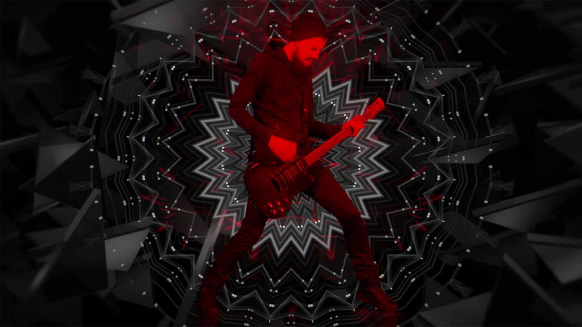 rock video loops