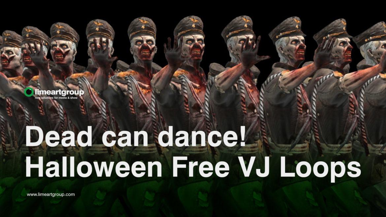 halloween free vj loops free video footage