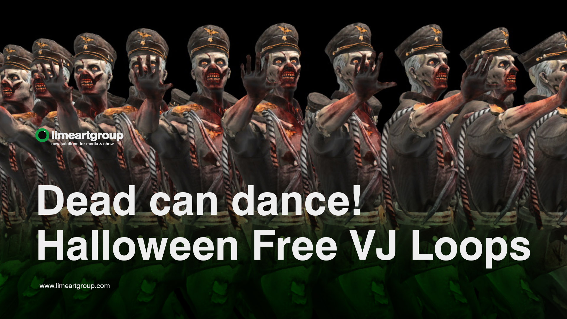 halloween free vj loops free video footage