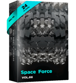 Space-Force-Vj-Loops-Pack